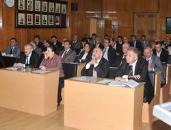 Trabzon Belediye Meclisi Toplandı