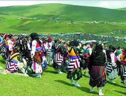 Çayırbağı'nda festival heyecanı