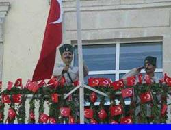 9 Eylül'de bayrak çekme töreni yok