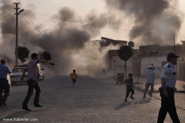 Akçakale'de 5 kişi hayatını kaybetti