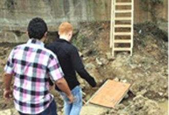 Trabzon'da KTÜ'lü Öğrencilerin Yol Çilesi