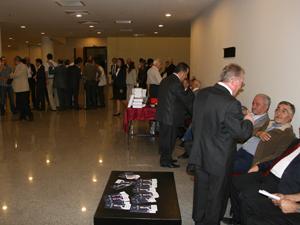 Trabzon barosu genel kurul toplantısı