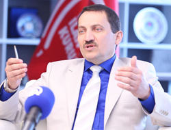 Atalay: 'Yük olmaya değil almaya geldik'