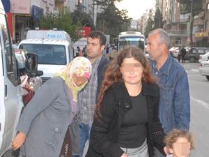 Samsun'da hırsızlık operasyonu