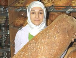 Esmer ekmekten kötü kokular geliyor