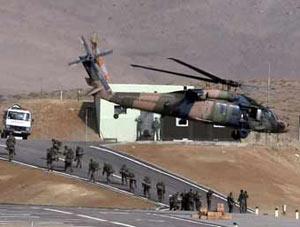 Helikopter kazası ile ilgili açıklama yapıldı