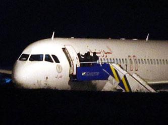 'Uçağa geri dönme şansı verildi'