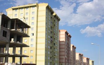 Trabzon Yıldızlı'da binalar yıkıla bilir