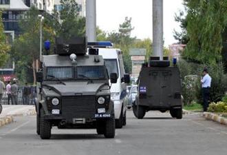 Mardin'de şüpheli araç alarmı!