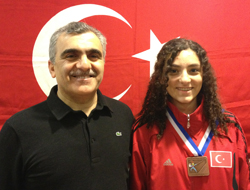 Eskrim Şampiyonası Trabzon'da başlıyor