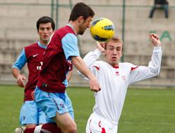 Trabzonspor A2 Takımı Zirvede Yer Aldı