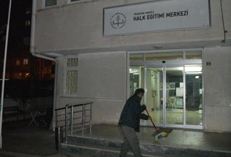Trabzon'da anlamlı ceza şekli