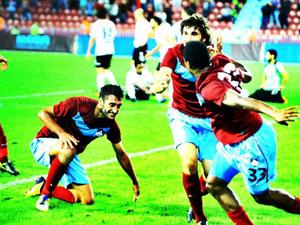Urfa-1461 Trabzon maçında olay çıktı