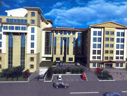 Trabzon Yeni Adalet Sarayı'na Kavuşuyor