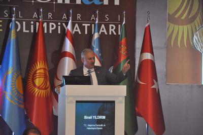 Binali Yıldırım : Trabzon Çok Önemli Bir kent