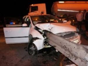Kartal'da aşırı hız kazası: 1 ölü