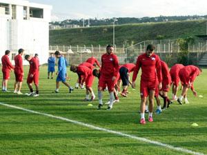 Başkent ekibine son dakika golü