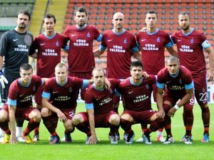 İşte Trabzon'un ilk 11'i