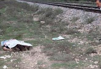 Trenin altına yatarak intihar etti