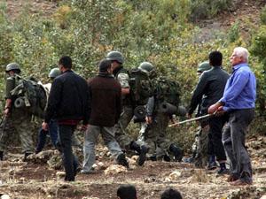Mardin'deki olayda 2 asker de yaralandı.