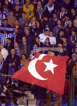 İspanya'da Türk bayrağı dalgalanacak