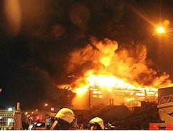 Kadın ve Çocuk Tutukevi'nde yangın çıktı