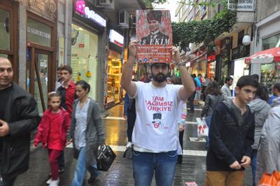 Trabzon 28 Ekim yürüyüşüne bekleniyor