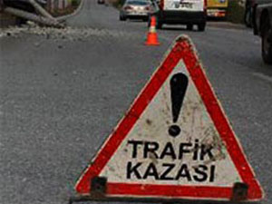 Muş'ta kaza :1 ölü 5 yaralı