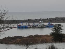Akyazı stadı dolgu sahasında protesto