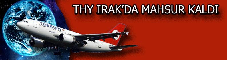 THY uçuşlarını iptal etti