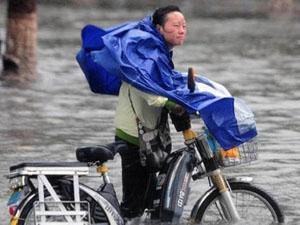 Çin'in güneyindeki tayfunda 70 tekne kayıp