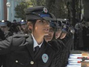 Kadın polis adaylarında 'boy' kısalıyor!