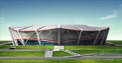 Türkiye'de yapılan 10 yeni stadyum