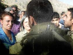 PKK'lılarla kucaklaşan BDP'lilere 10 yıl