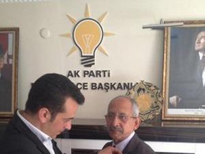 Kılıçdaroğlu'nun benzeri AK Parti'de