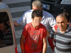 Samsun'da hırsızlık yapan şahıs yakalandı