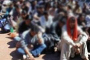 Ayvalık'ta 12 Kaçak Göçmen Yakalandı