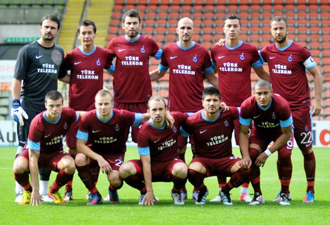Lösemili Çocuklar Trabzonspor'da