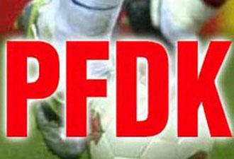 Trabzonspor'a PFDK'dan yine ceza