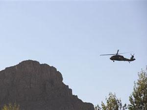Havadan ve karada büyük operasyon.!