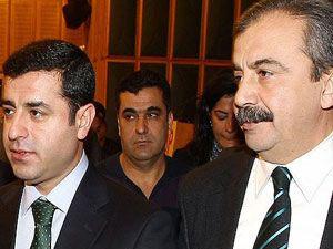 Bdp heyeti Adalet Bakanı'yla görüştü