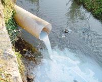 Trabzon'da atık su problemi