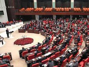 AKP Başkanlık sistemini TBMM'ye sundu