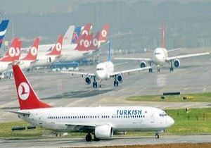 Trabzon uçağı Ankara'ya acil iniş yaptı