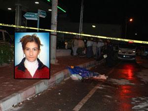 Eski Eşini Sokak Ortasında Öldürdü