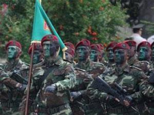 Azerbaycan'dan terörle mücadeleye destek
