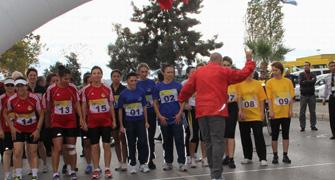Balkanların en hızlısı Trabzonlu