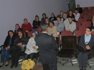 Trabzon'da organ bağışı haftası