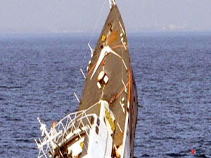 Trabzonlu kaptan kurtarmada kayboldu