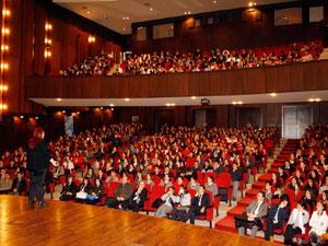 Trabzon'da Sınavdır Geçer Konferansı